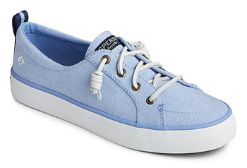 Sperry Women's Crest Vibe Sneaker (Blue)