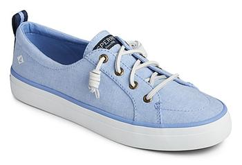 Sperry Women's Crest Vibe Sneaker (Blue)