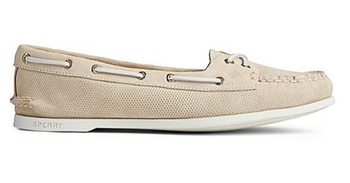 Sperry Authentic Original Skimmer Pin Perforated Boat Shoe