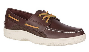 Sperry Men's Billfish 3-Eye Boat Shoe (Classic Brown)