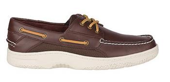 Sperry Men's Billfish 3-Eye Boat Shoe (Classic Brown)