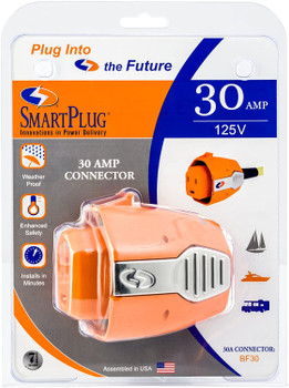 Smart Plug 30 Amp Female Connector Assembly