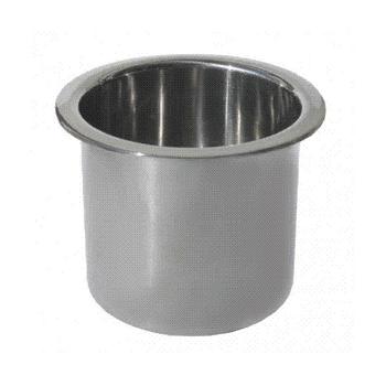 "Ongaro 3"" Drink Holder (Stainless Steel)"