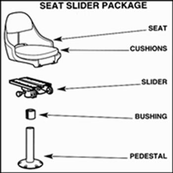 Todd Cape Cod (1000) Cushion Set