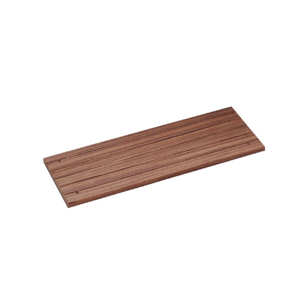 Whitecap Medium Teak Deck Step