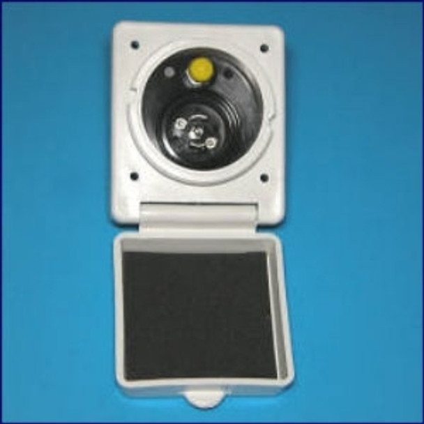 Marinco PH6574TV Standard Phone and Cable TV Inlet