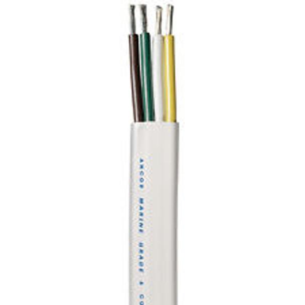 Ancor 16/4 Flat Ribbon Cable 100 ft