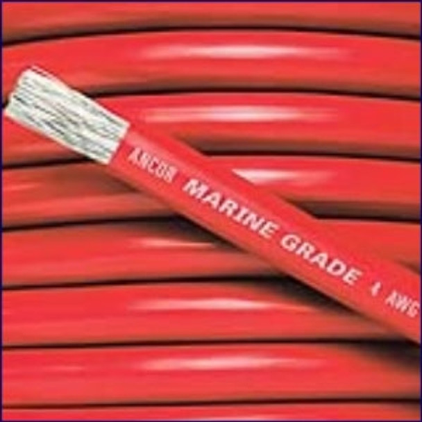 Ancor Battery Cable 1 AWG - 50 ft.