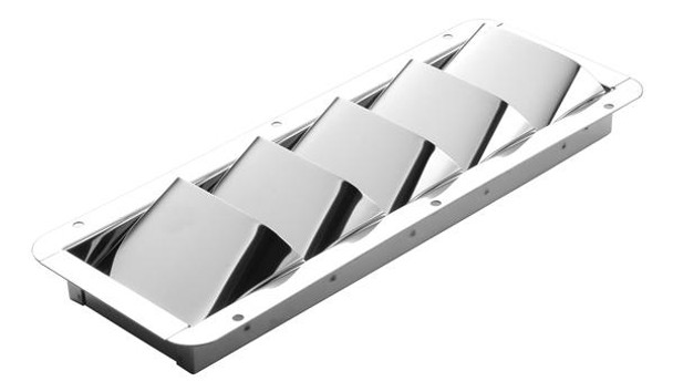 Attwood Stainless Steel Louvered Vent 1488-5