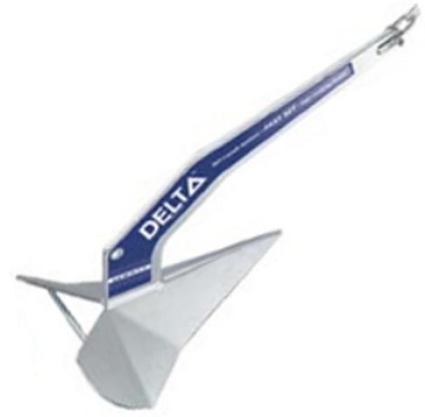 Lewmar 0057404 9 Lb. Delta Fast-Set Anchor