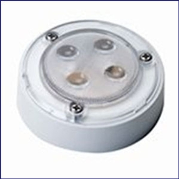 Innovative Lighting 034-5150-7 4-LED 3 inch Round Interior Light White