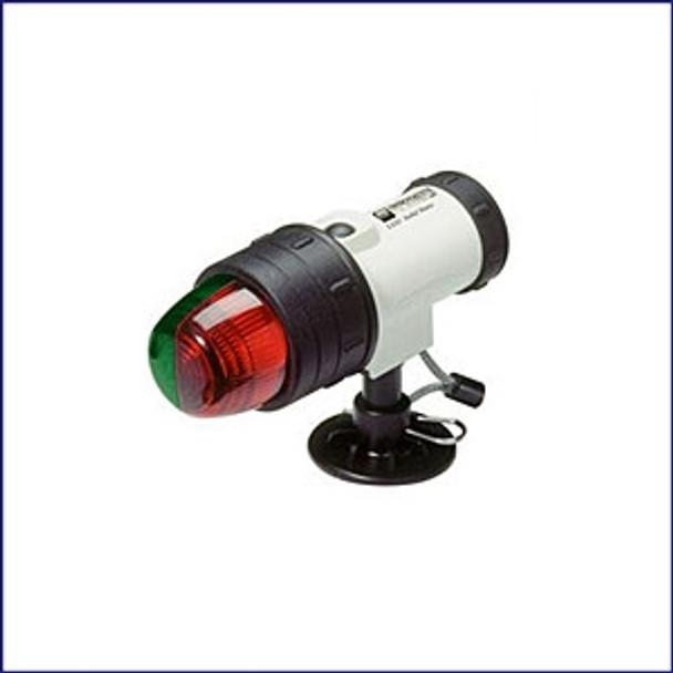 Innovative Lighting LED Battery Navigation Light - Bow w/Solid Mount