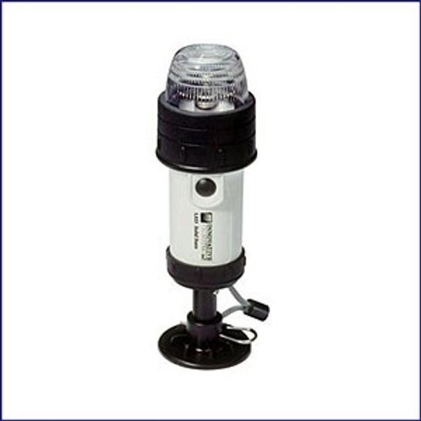 Innovative Lighting LED Battery Navigation Light - Stern w/Solid Mount - For Inflatables