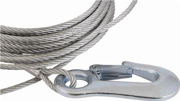 """Attwood Winch Cable-Heavy Duty 3/16"""" x 25'  11003-5"""
