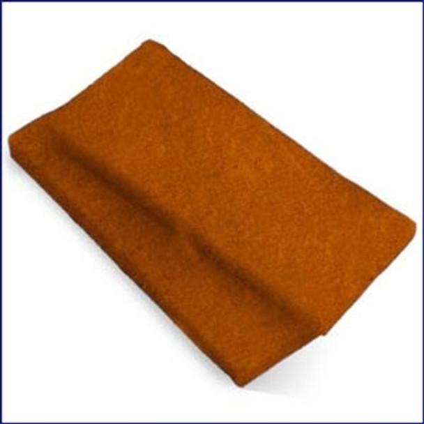 Swobbit SW55240 Coarse Scrub Pads - 2 pack - Brown