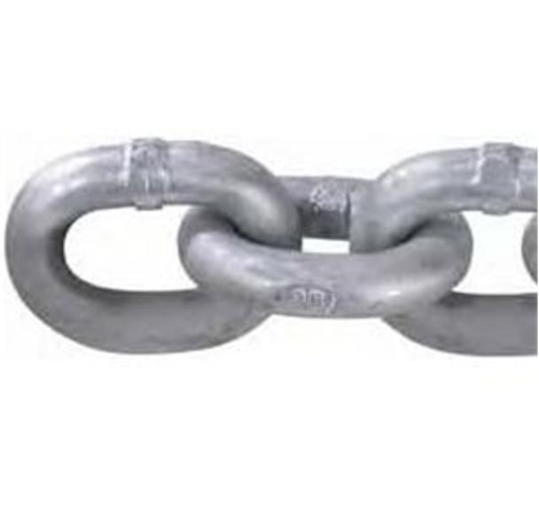 """Peerless Chain 4101-40602 3/8"""" Galvanized Grade 30 BBB Windlass Chain"""