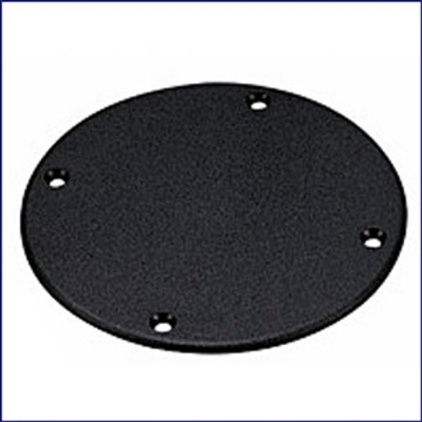 Sea Dog 337050-1 ABS Inspection Cover 5-5/8 in. Black