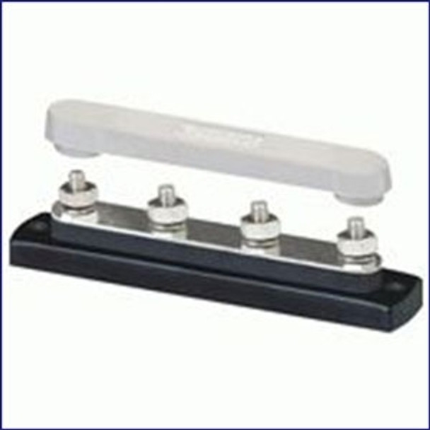 Blue Sea Systems 2307 4 x 1/4 Stud Terminal with Cover