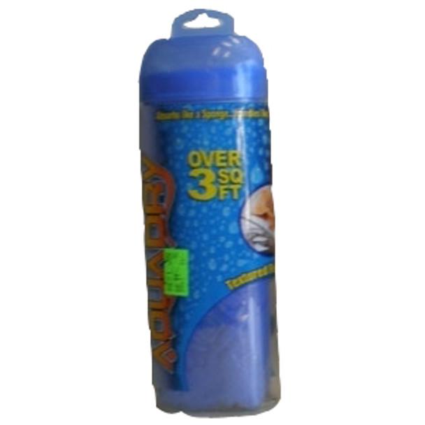 Swobbit SW38855 Aqua Dry 3.19 sq ft. Drying Cloth - Blue