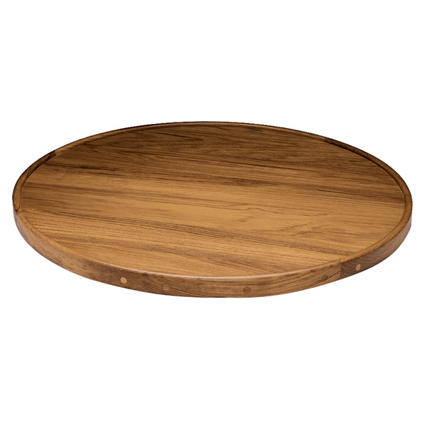 "Whitecap 24""  Round Teak Table Top"