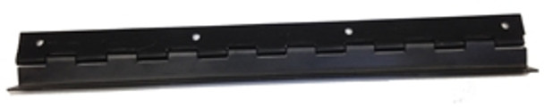 "13"" Single Wrap Hinge - Black"