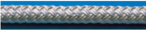 """Unicord White Double Braid Nylon Line 1/2""""x600'"""