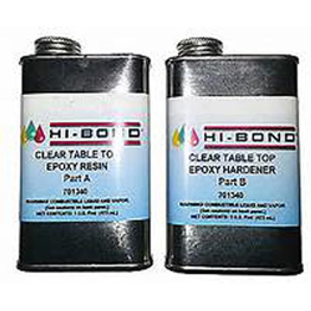 Evercoat HI-BOND® Clear Tabletop Epoxy System - Quart Set  701340
