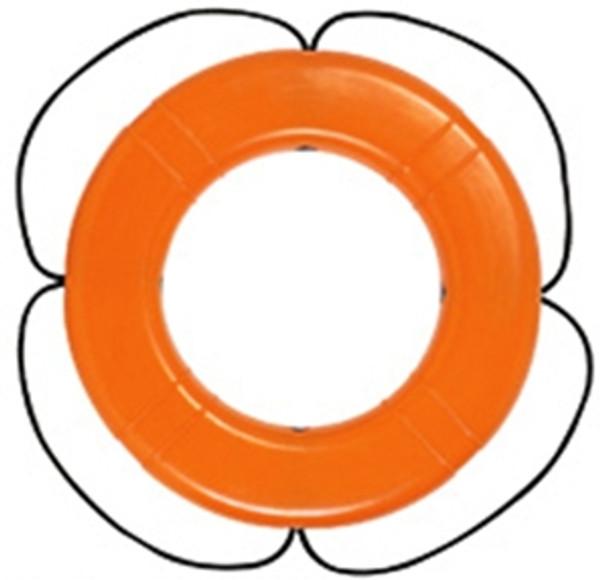 """Taylor Made 30"""" Polyethylene SOLAS Ring Buoy   571"""