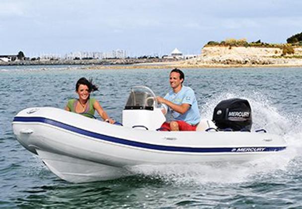 Mercury Ocean Runner 430