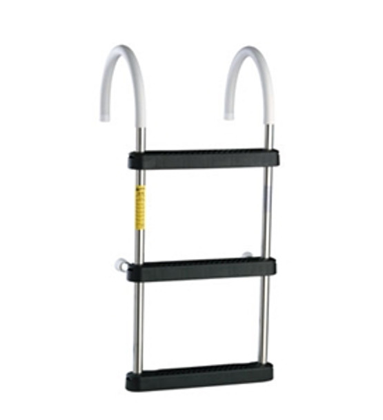 Garelick Telescoping Gunwale Hook Ladder 6131-01 6141-01