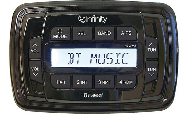 Infinity Marine Digital Media Receiver INF-PRV250