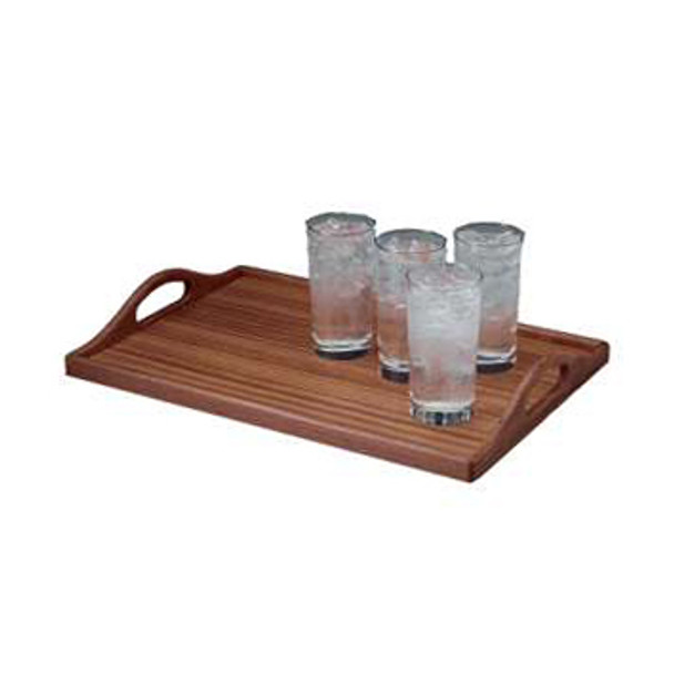 Whitecap Solid Teak Serving Tray