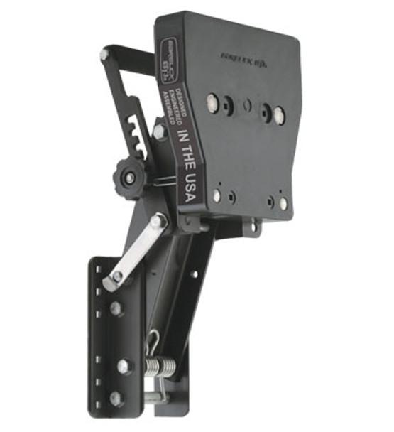 Garelick Aluminum Auxiliary Motor Bracket for 4 Stroke Motors  71090-01