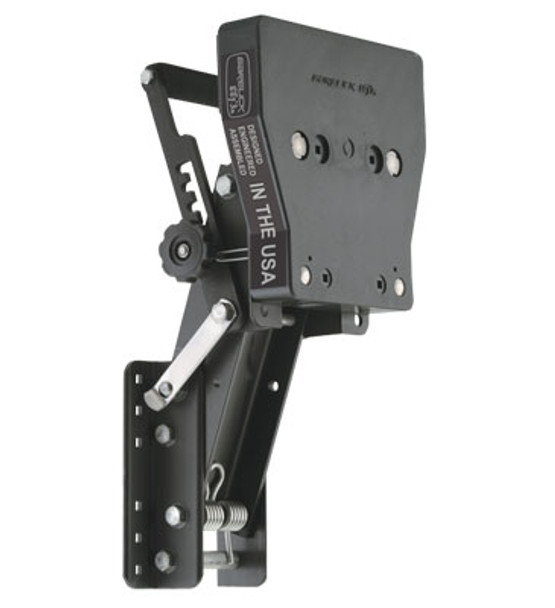 Garelick Aluminum Auxiliary Motor Bracket for 4-Stroke Motors  71093-01