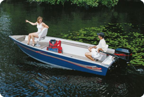 "Taylor Made Basic Fishing Semi-Custom Covers 11'5"" - 12'4"" x 69""W OB Gray"