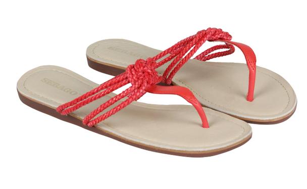 Sebago Women's Coral Poole Knot Sandal