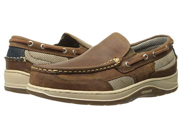 Sebago Men's Clovehitch Slip-on (Walnut)