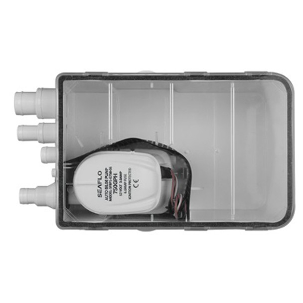 SeaFlo Shower Sump Pump Systems  SFBP1-G600-07 SFBP1-G750-07