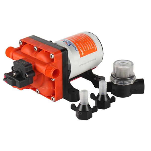 SeaFlo Water Pressure Pump 3 GPM  SFDP1-030-055-42