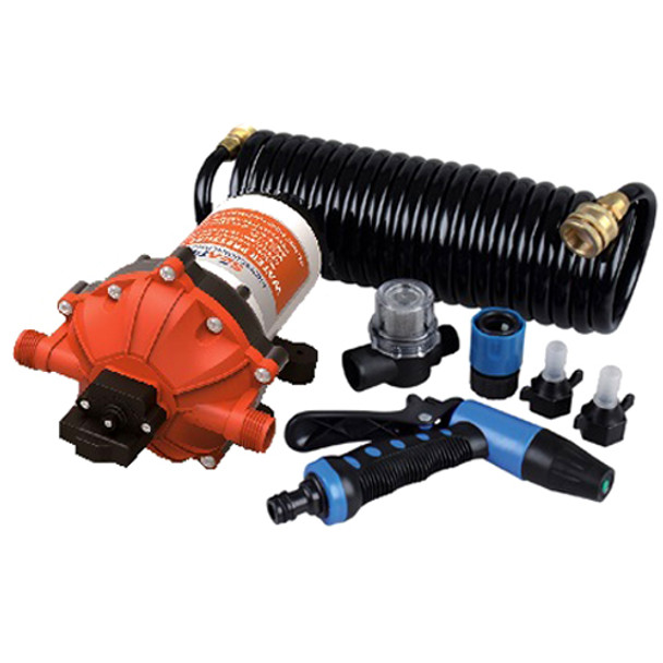 SeaFlo 5.0 GPM Washdown Pump Kit  SWDP1-050-070-51