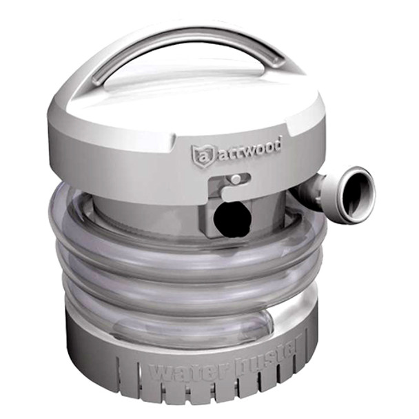 Attwood WaterBuster® Portable Pump  4140-4