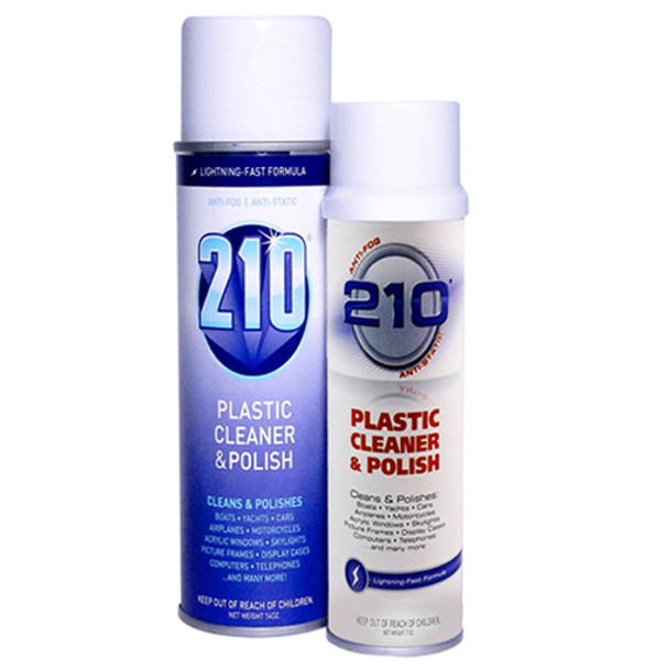 Camco 210 Cleaner/Polish  40931 40934