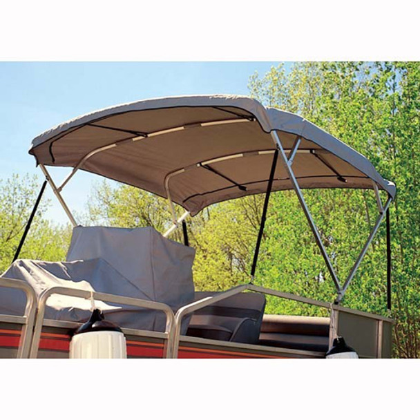 """Taylor Made Deluxe Pontoon Bimini 96""""W x 56""""H x 8'L  FRAME ONLY  601325"""