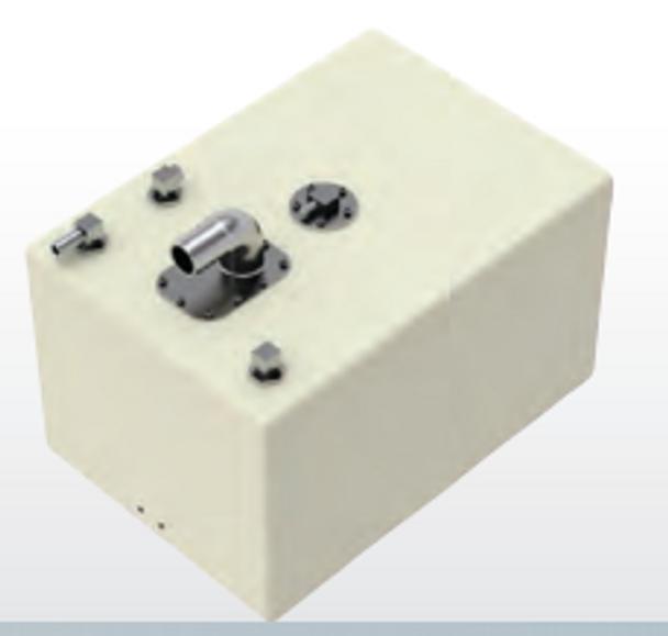 Scepter Rectangle Fuel Tanks