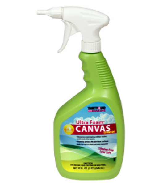 Thetford Ultra Foam Canvas Cleaner