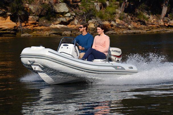 AB Oceanus 15' VST Inflatable