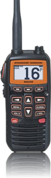 Standard Horizon 6W Floating Handheld Marine VHF Transceiver