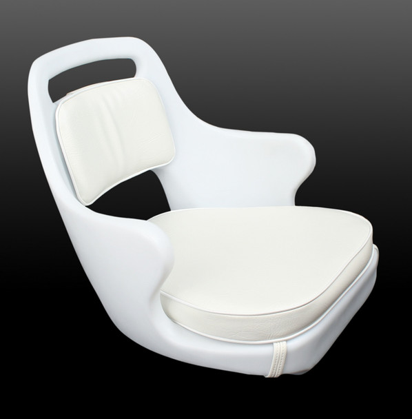 Todd Chesapeake Helm Seat (w/ Cushions)