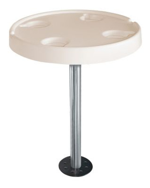 JIF Marine Round Pontoon Table (Top Only)