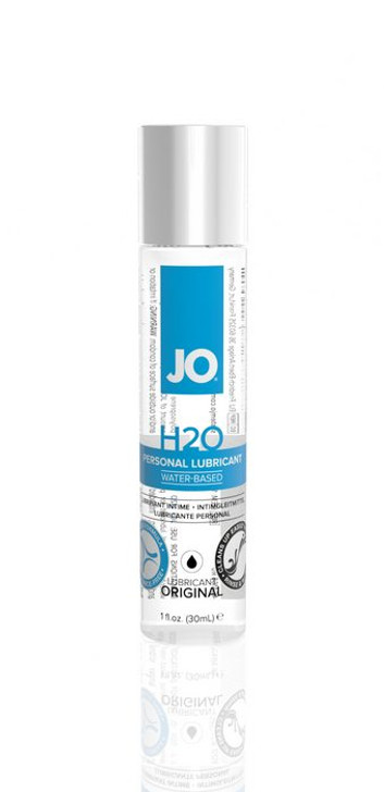 JO H2O Water Based 1 oz Lubricant